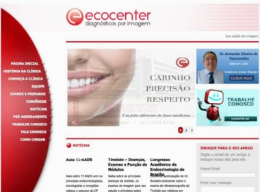 Ecocenter lança site informativo